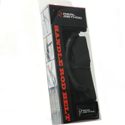 有限公司 (TAKAMIYA) REALMETHOD 手柄负载腰带 TG 338 黑色
