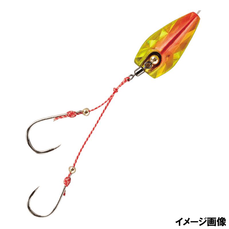 釣具のポイント 買取 無双真鯛 貫撃遊動テンヤ SE105 2 20号 ゆうパケット 交換無料 オレキンホロ