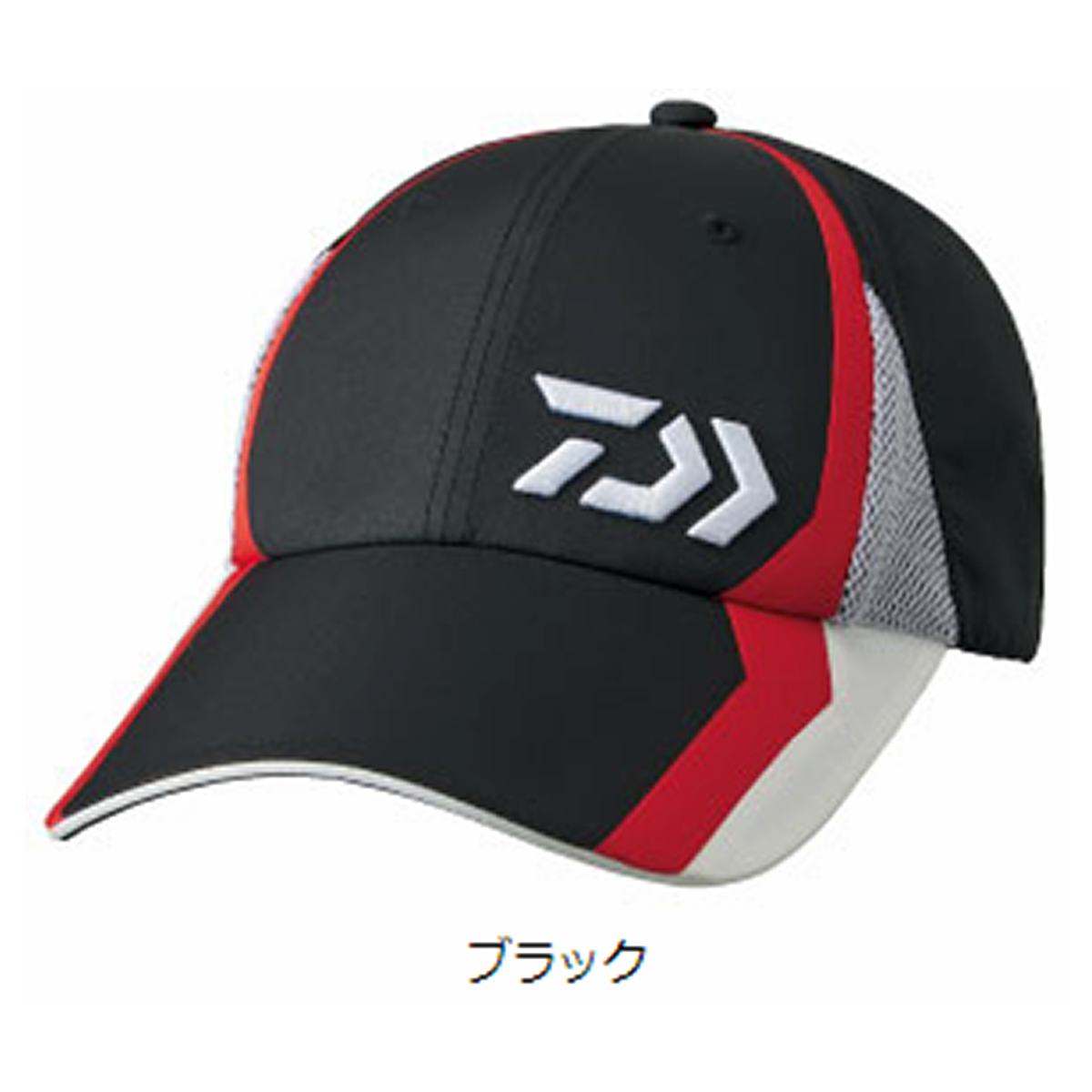 91dcb3110b41 Fishing Tackle Point: Daiwa water repellency cap DC-61008-free black ...