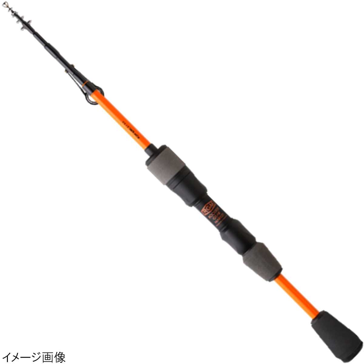 ジャッカル RGM spec.2 5.5 BLACK/ORANGE