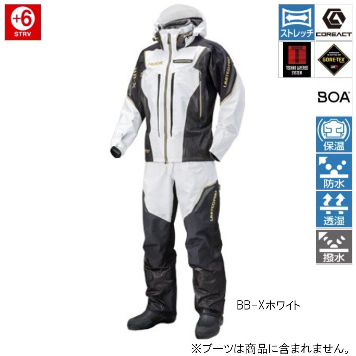 シマノ NEXUS・GORE-TEXプロテクトスーツ LIMITED PRO RT-112R 2XL BB-Xホワイト