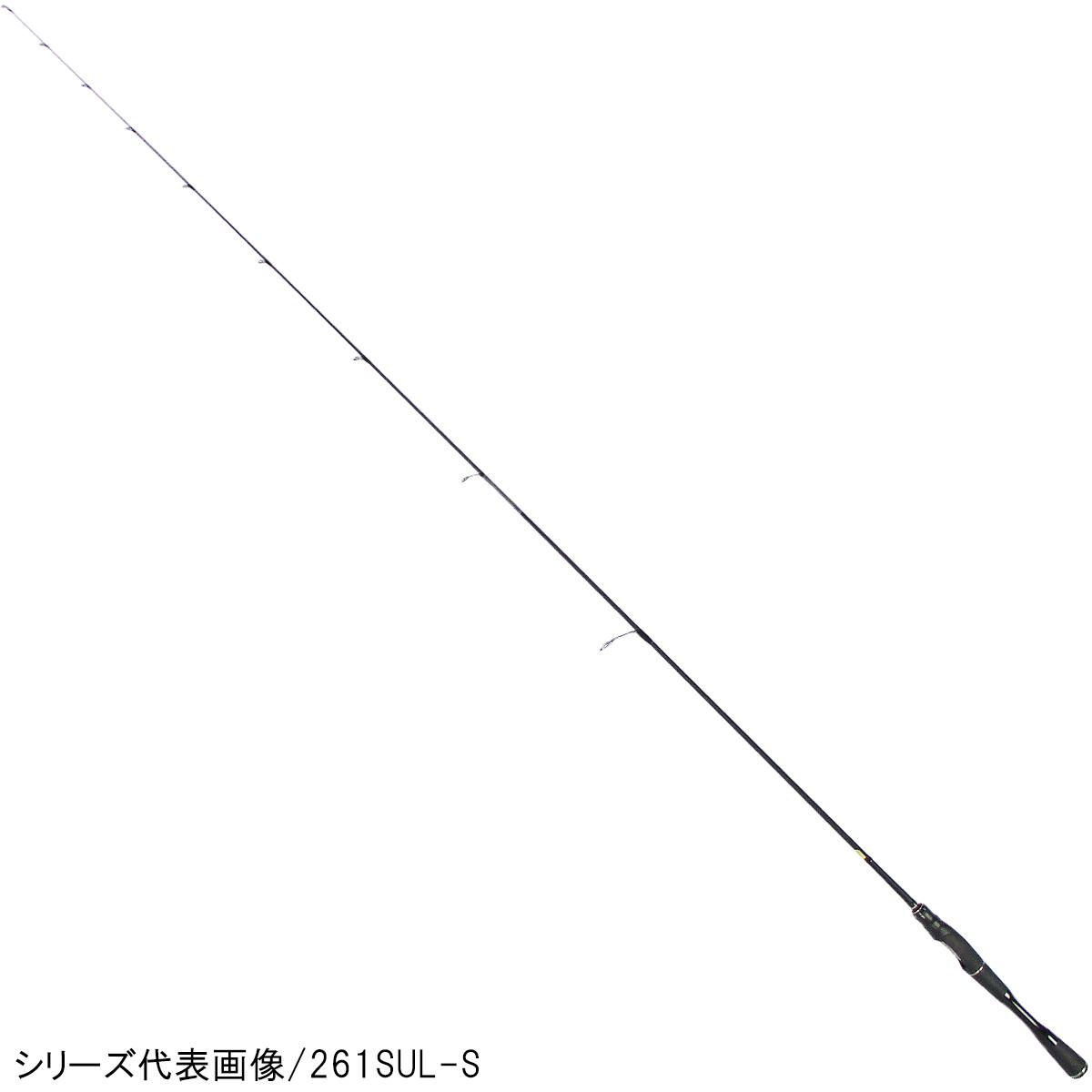シマノ ポイズンアドレナ (スピニング) 264UL【大型商品】