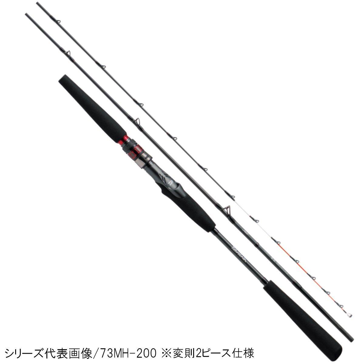 ダイワ 極鋭ゲーム EX AGS 73MH-230【大型商品】