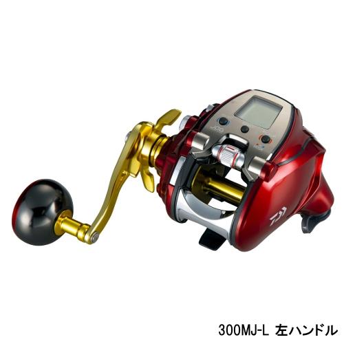 【11/25 最大P42倍!】ダイワ シーボーグ 300MJ-L 左ハンドル(電動リール)