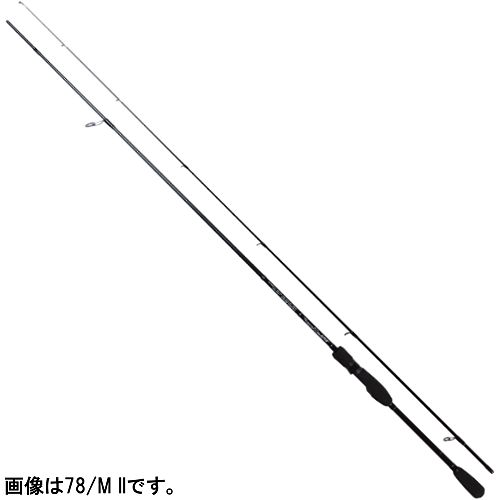 ヤマガブランクス ブルーカレント 78/M II