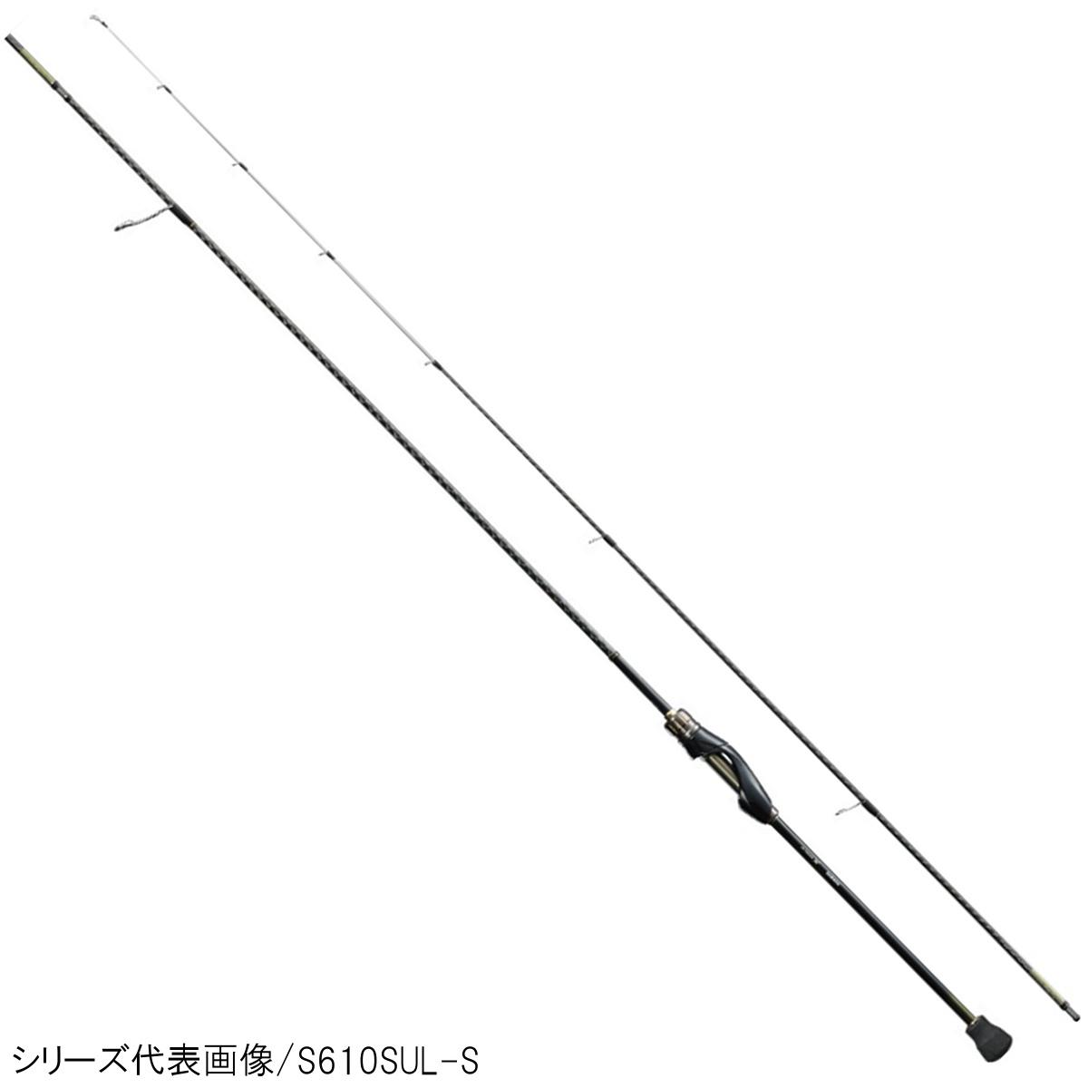 シマノ ソアレ SS アジング S610L-S