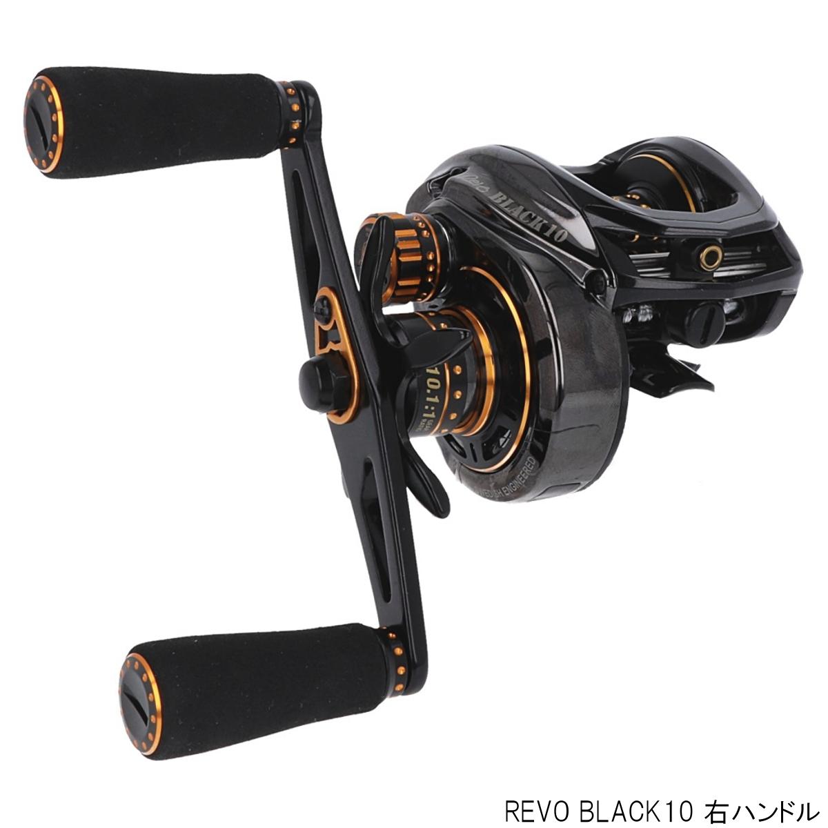 REVO BLACK10 右ハンドル