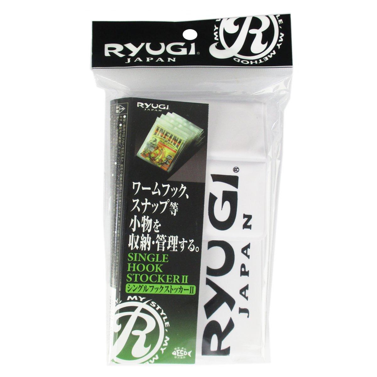 釣具のポイント ご注文で当日配送 ささめ針 RYUGI SINGLE HOOK II STOCKER BSS121 スーパーSALE セール期間限定 WHITE