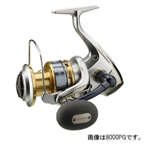 シマノ バイオマスターSW 8000PG