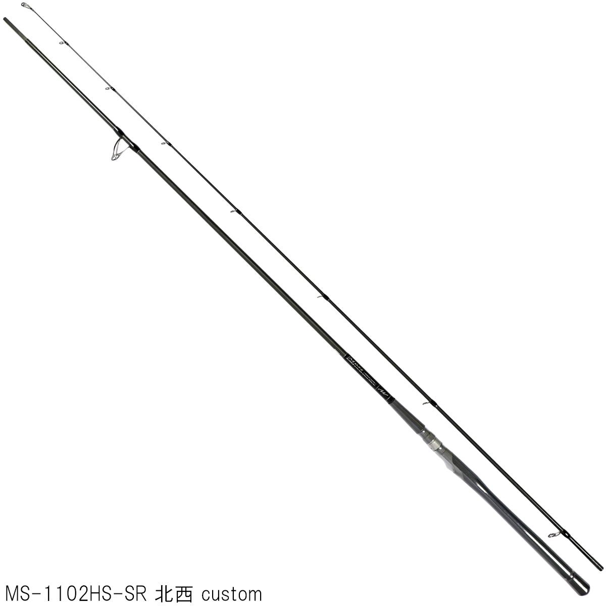 ジークラフト セブンセンス SR モス MS-1102HS-SR 北西 custom【大型商品】