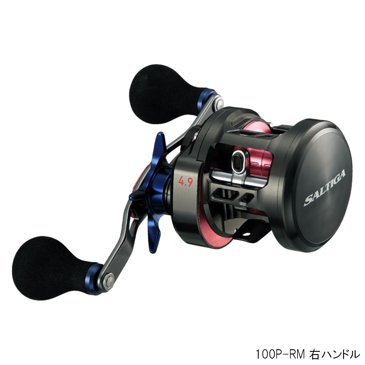 ダイワ ソルティガ BJ 100P-RM 右ハンドル