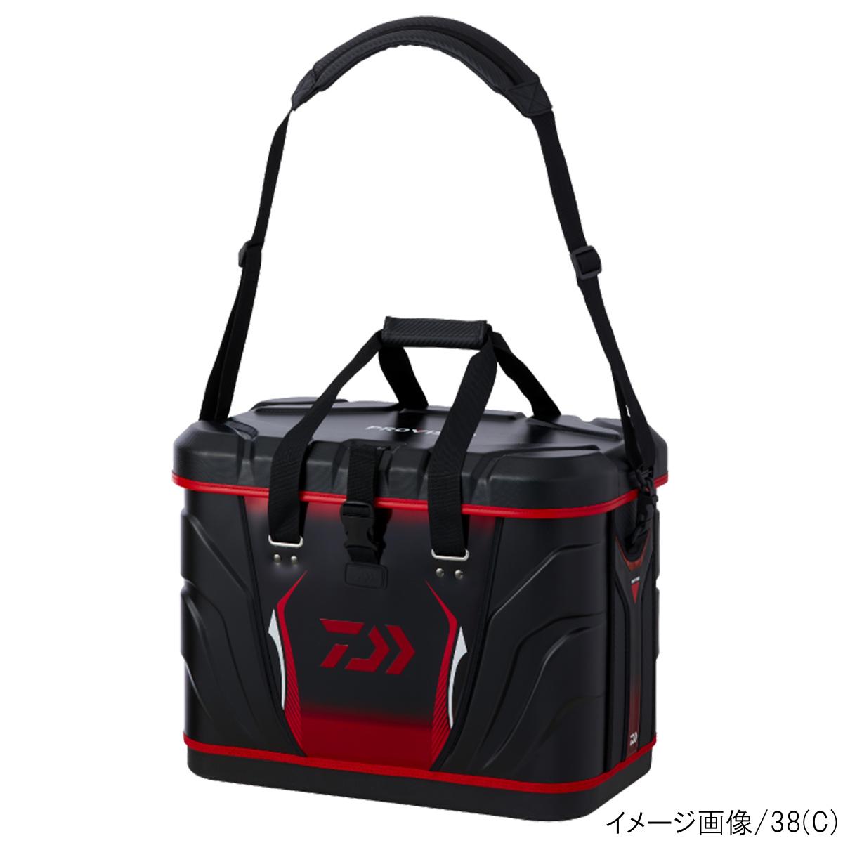 ダイワ プロバイザー HD クールバッグ 28(C) ブラック