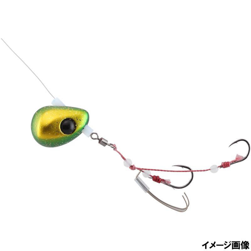 釣具のポイント ジャッカル ビンビンテンヤ鯛夢遊動 ラメグリキン お得クーポン発行中 日本 ゆうパケット 8号