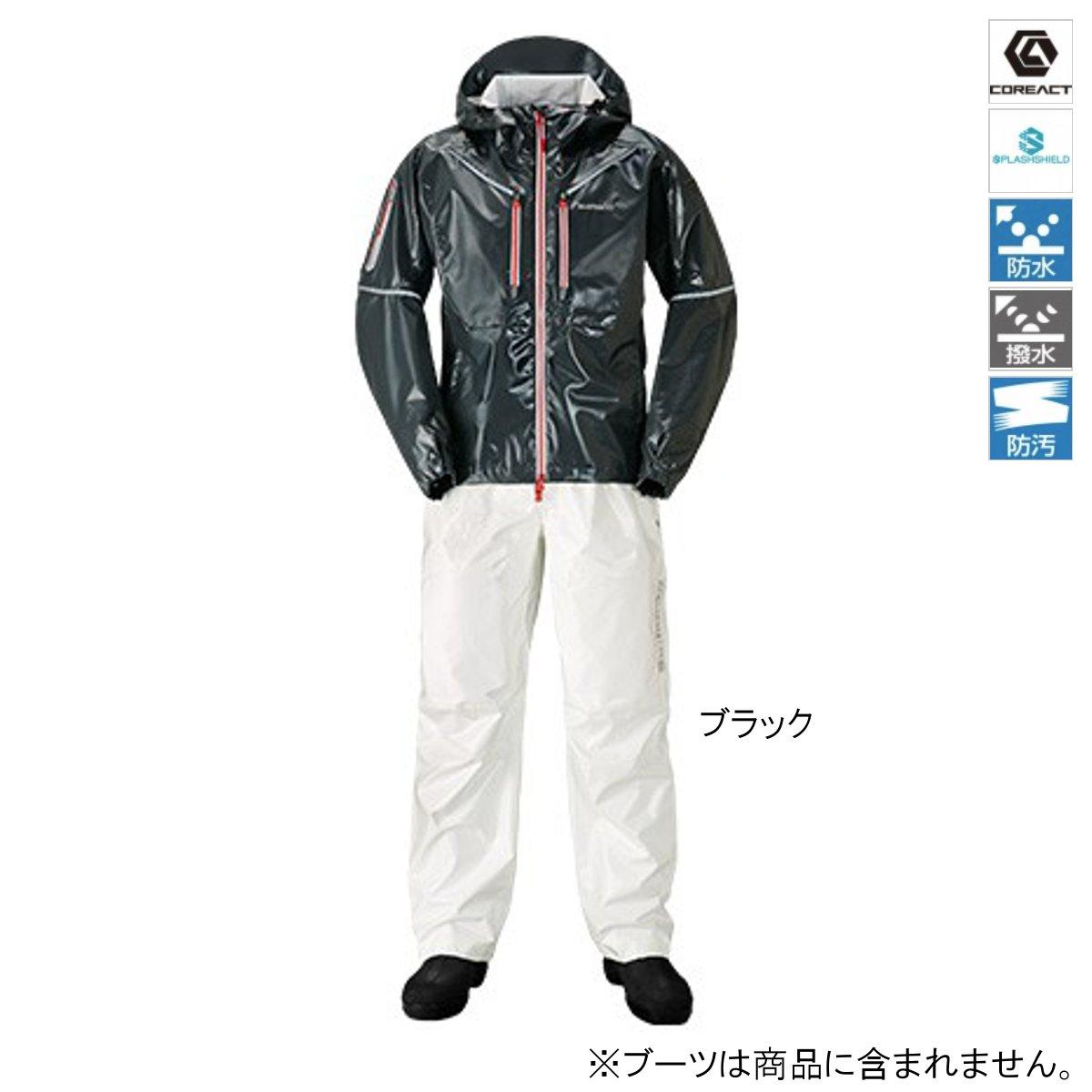 合計11,000円以上ご購入で送料無料 [12dmnb] シマノ SS・3Dマリンスーツ RA-033R 2XL ブラック