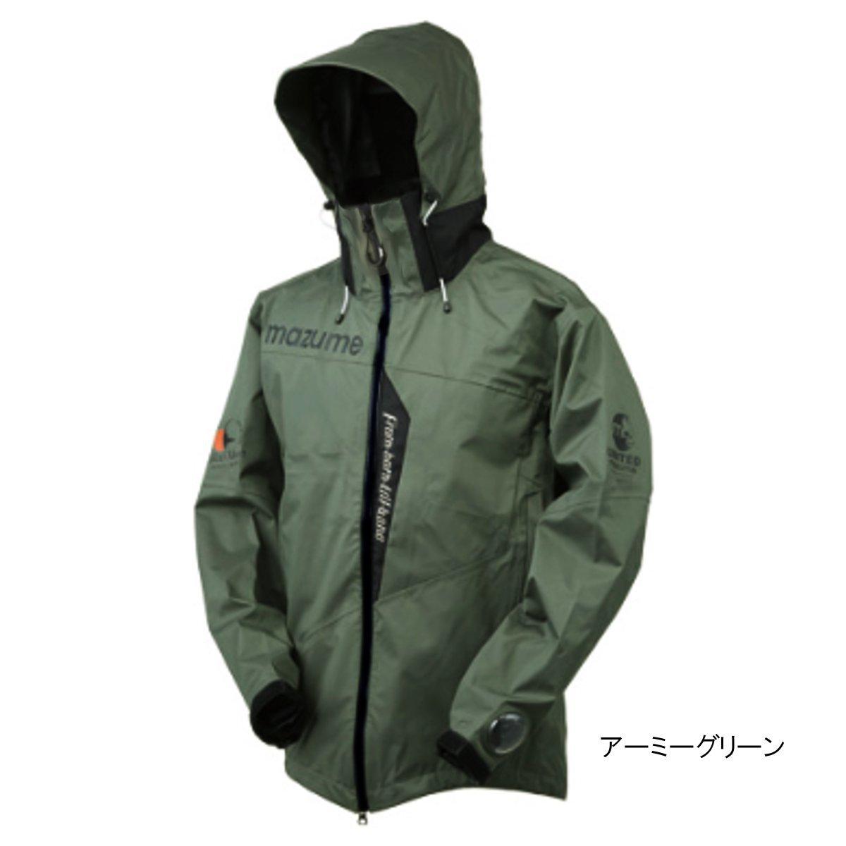 mazume レッドムーンレインジャケット MZRJ-353 M アーミーグリーン