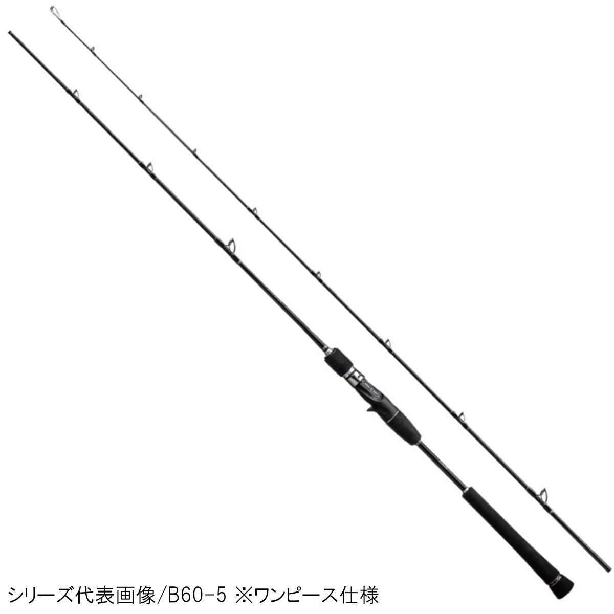 シマノ オシアジガー(ベイト) B60-4【大型商品】