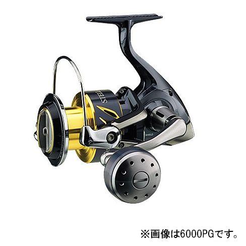 シマノ ステラSW 6000PG