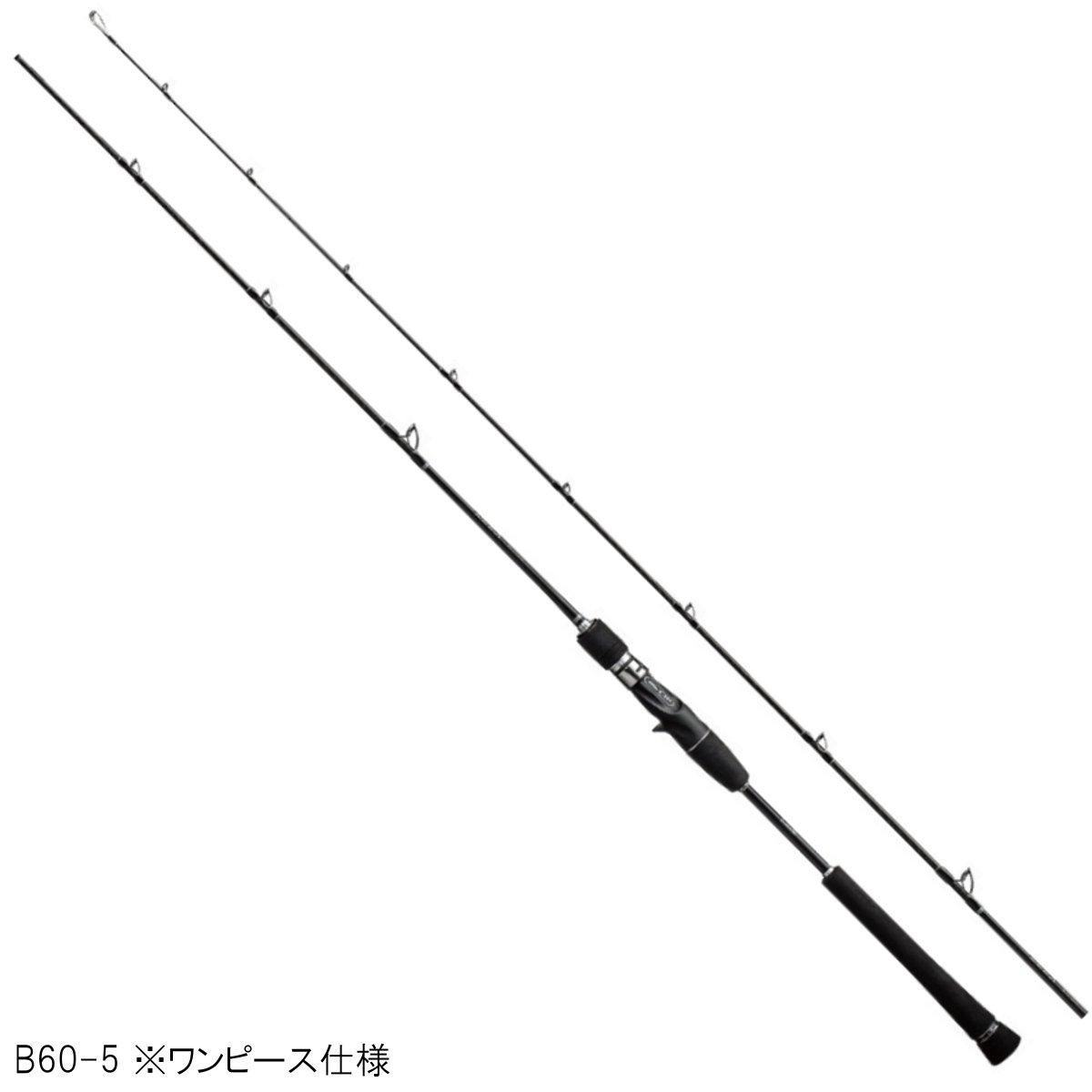 シマノ オシアジガー(ベイト) B60-5【大型商品】