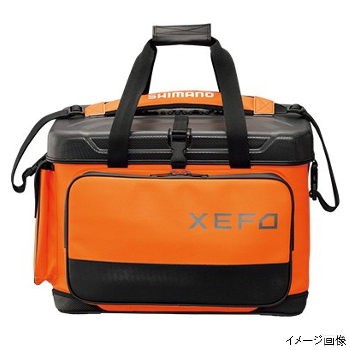 シマノ XEFO ロックトラバースバッグ BA-224Q 36L トラバースオレンジ