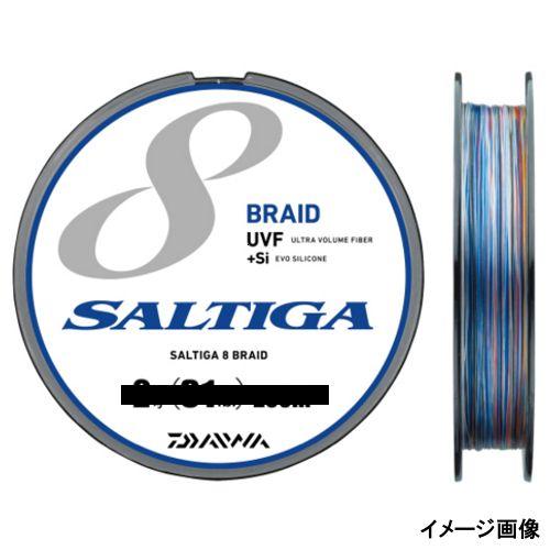 ダイワ UVF ソルティガセンサー 8ブレイド+Si 600m 2号