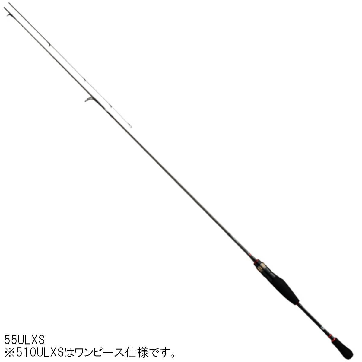 ダイワ 月下美人 AIR AGS アジング 510ULXS【大型商品】