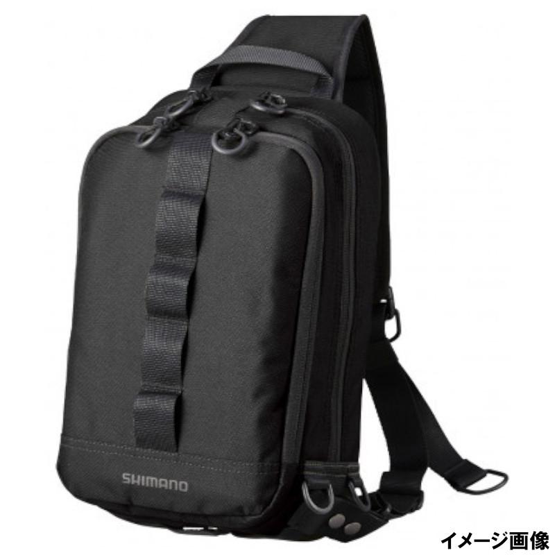 釣具のポイント シマノ スリング ショルダーバッグ M ブラック 5☆好評 ランキングTOP5 BS-025T