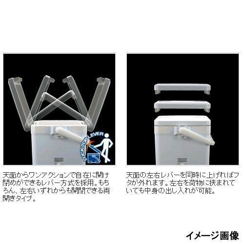 (禧玛诺) 禧玛诺 Vixel 有限 300 HF-030 N 纯白色冷却器框
