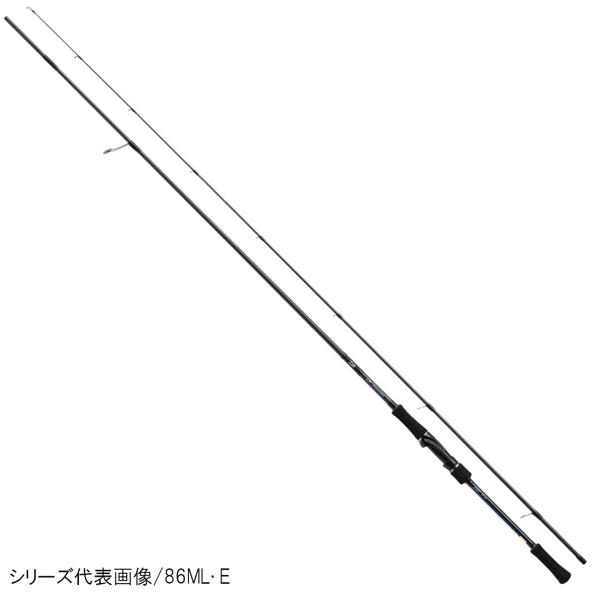 ダイワ エメラルダス MX(アウトガイドモデル) 83M・E