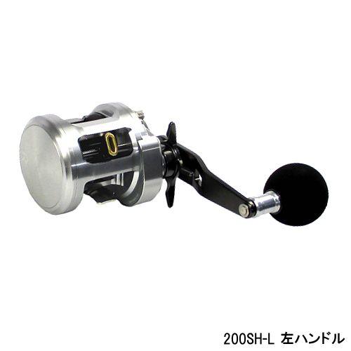 ダイワ キャタリナ ベイジギング 200SH-L 左ハンドル