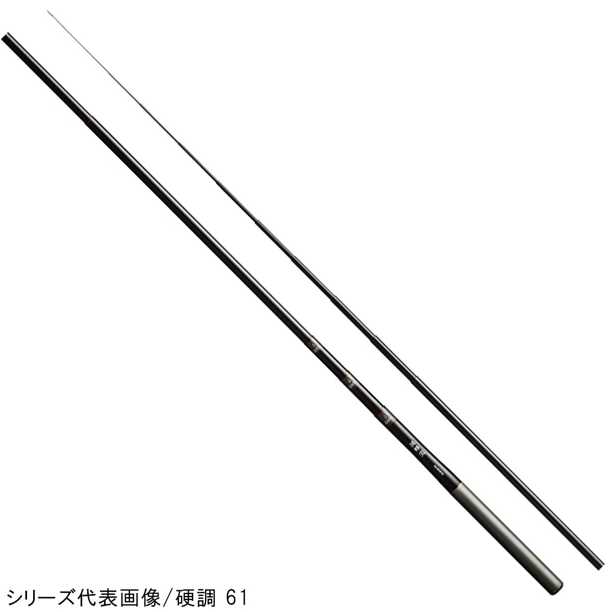 シマノ 渓峰尖(けいほうせん) ZW 硬調 57
