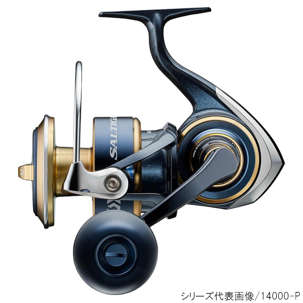 ダイワ ソルティガ 8000-P
