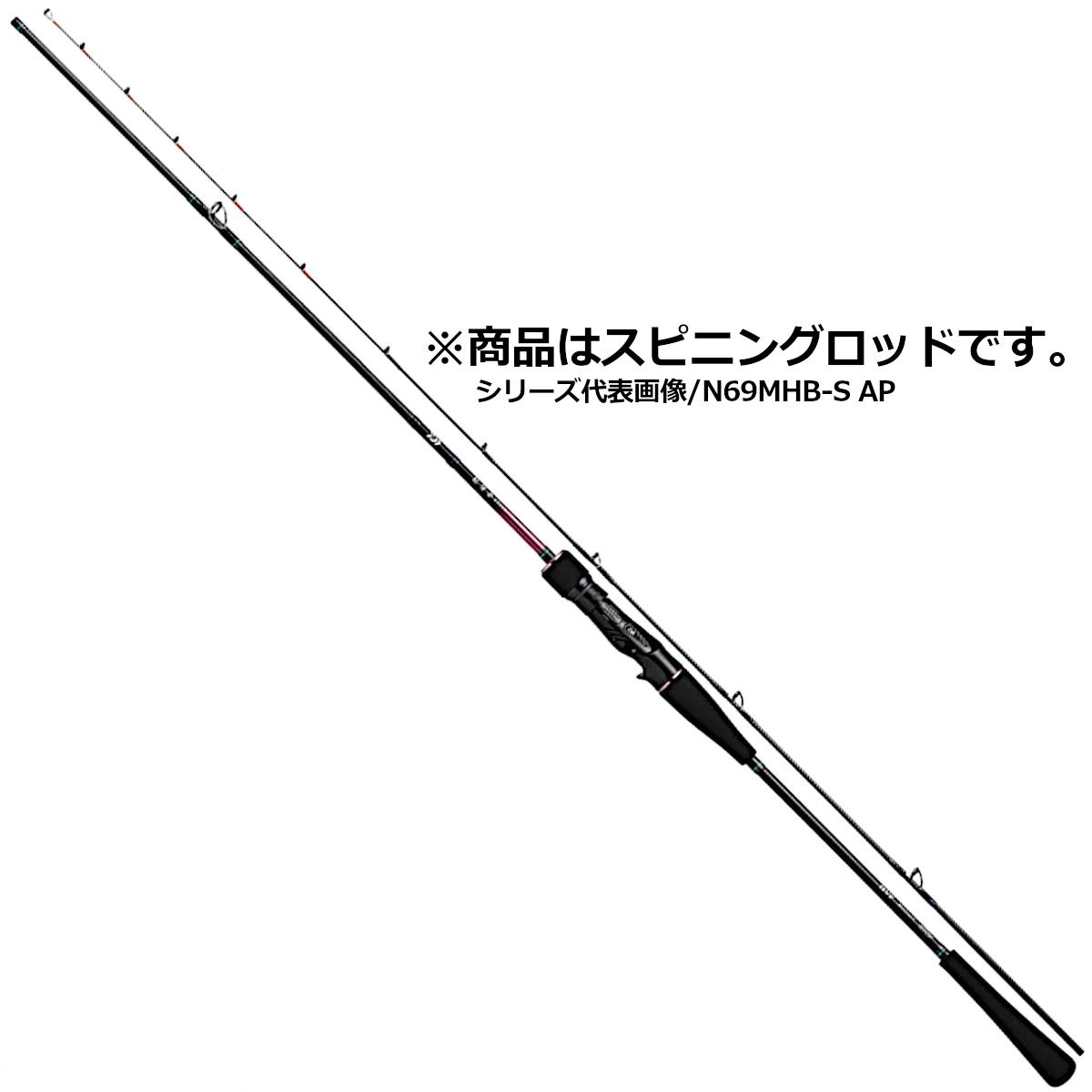 ダイワ 紅牙 TJ65MH-S AP