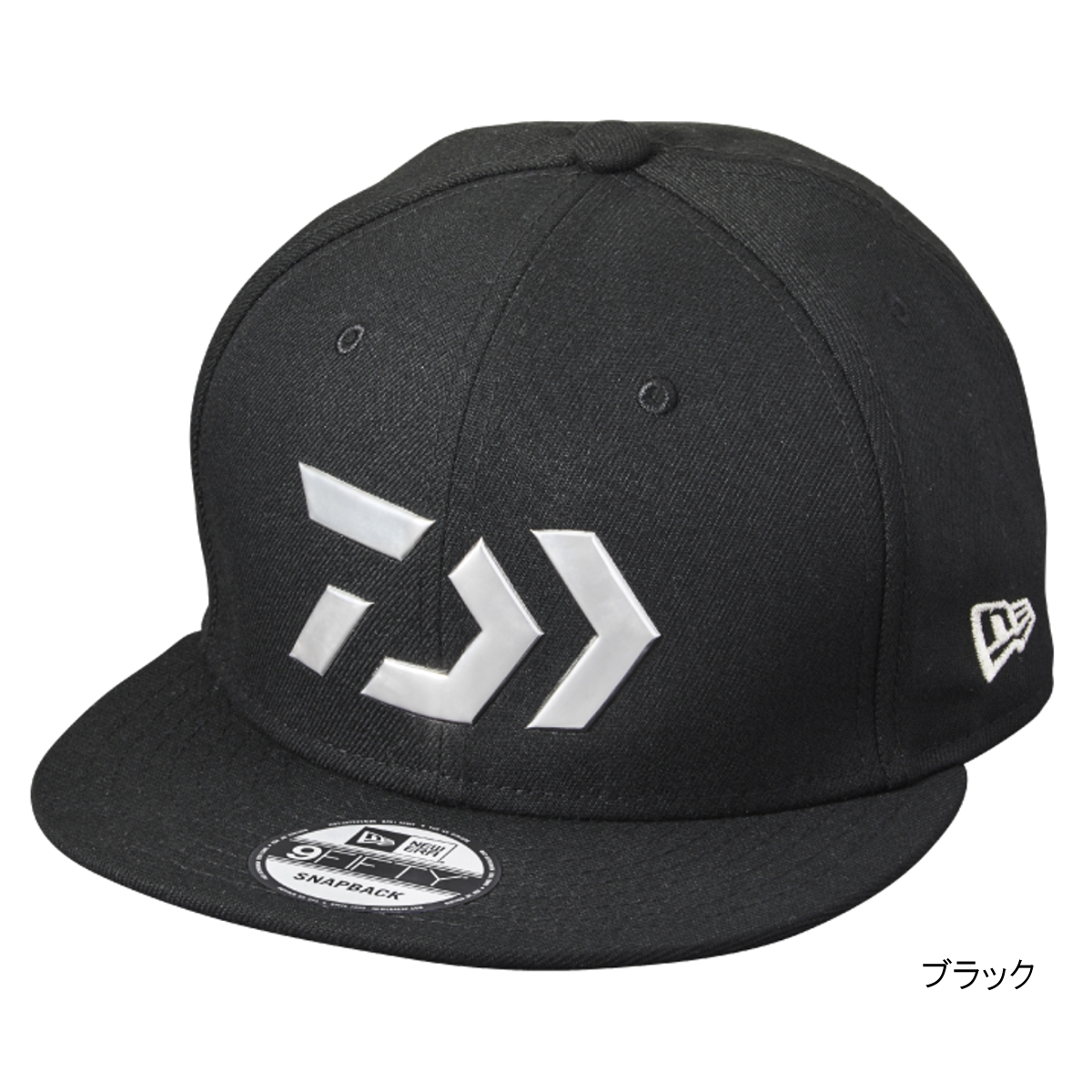 31ddcbce6483 Daiwa Gore-Tex 9FIFTY Collaboration with NEW ERA DC-1108N-free black ...