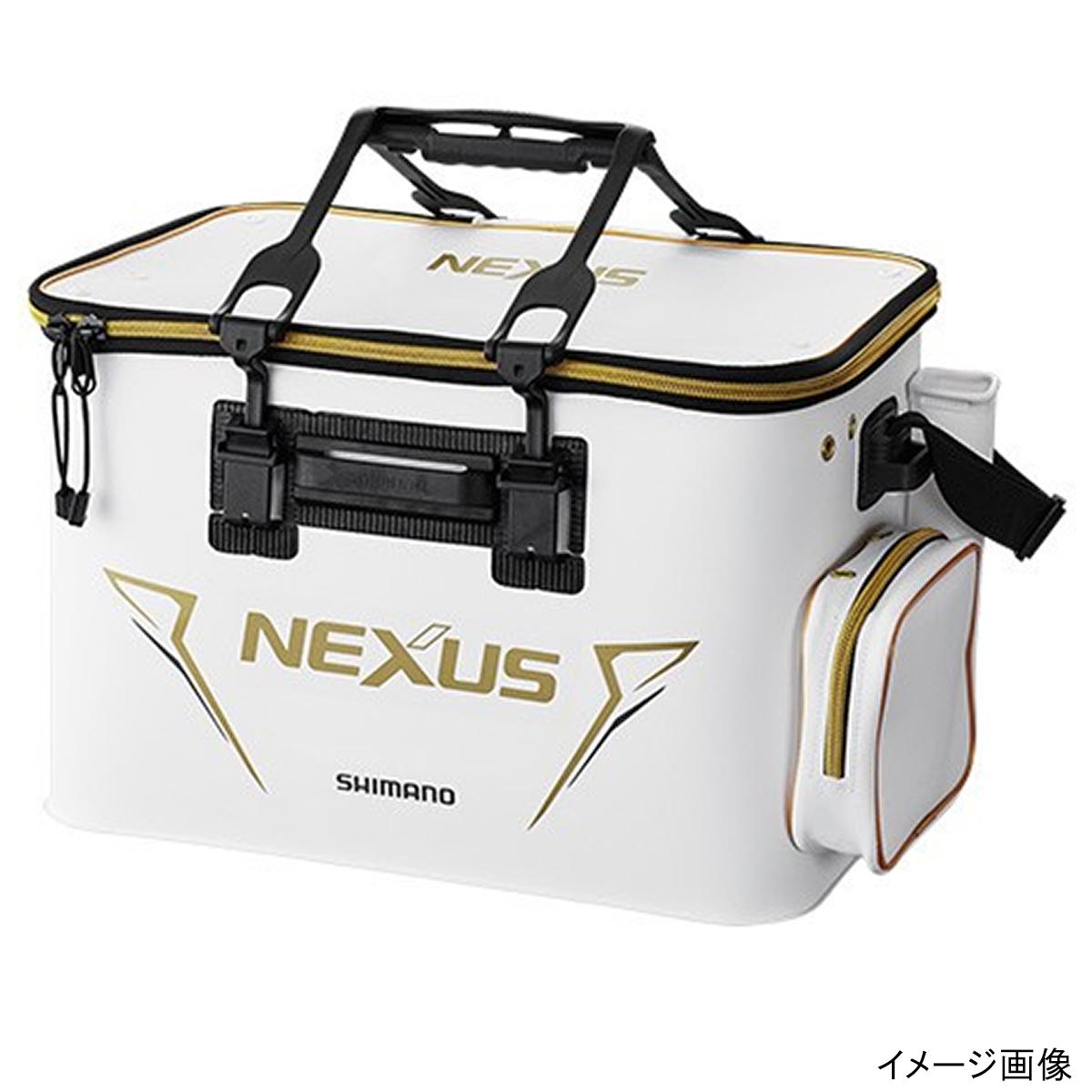シマノ NEXUS フィッシュバッカン EX(ハードタイプ) BK-124R 50 ホワイト