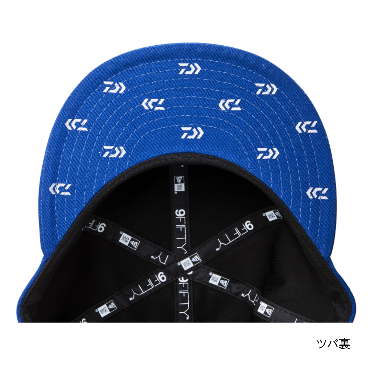 0510679d38d7 ... Daiwa Gore-Tex 9FIFTY Collaboration with NEW ERA DC-1108N-free blue ...