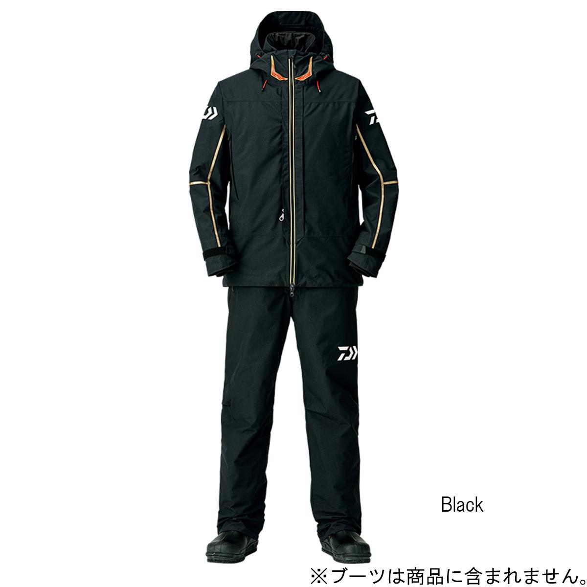 ダイワ ゴアテックス プロダクト コンビアップ ウィンタースーツ DW-1808 XL Black