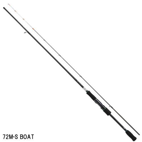 ダイワ エメラルダス(アウトガイドモデル) 72M-S BOAT