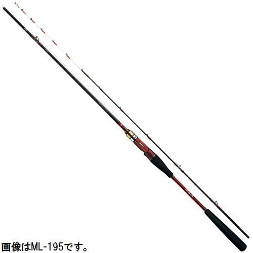 ダイワ アナリスター タチウオ ML-195