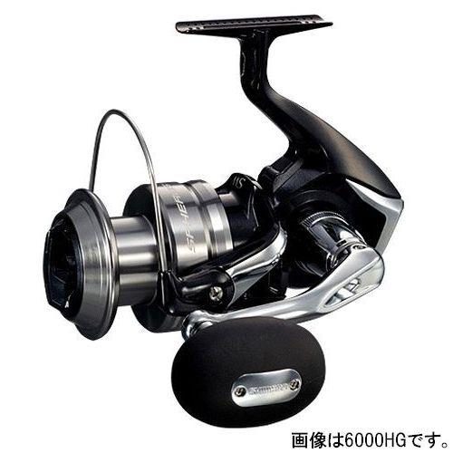 シマノ スフェロス SW 6000PG