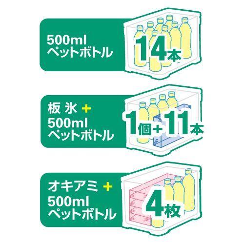 シマノ フィクセル ライト 170 LF-017N ライムグリーン クーラーボックス