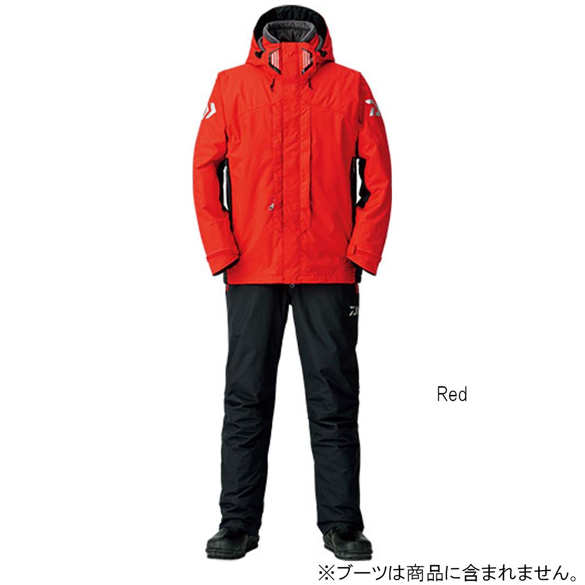 超人気高品質 ダイワ レインマックス 2XL ハイパー ハイロフト コンビアップ Red コンビアップ ウィンタースーツ DW-3408 2XL Red, ヒトヨシシ:ddddcc3e --- supercanaltv.zonalivresh.dominiotemporario.com