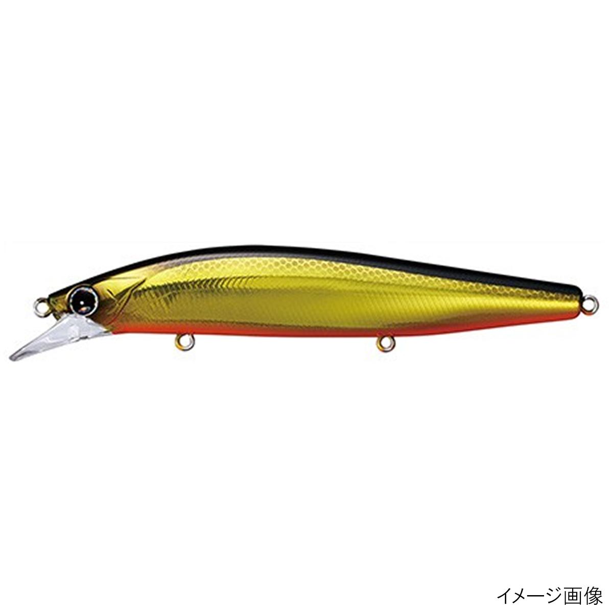 Shimano(SHIMANO)短腿鸡嘴唇闪光115F ZM-111P 201(kurokin)