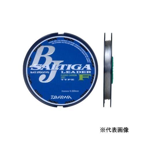 商い 釣具のポイント ダイワ ソルティガ BJリーダー タイプF ゆうパケット ナチュラル 35m 格安 12lb