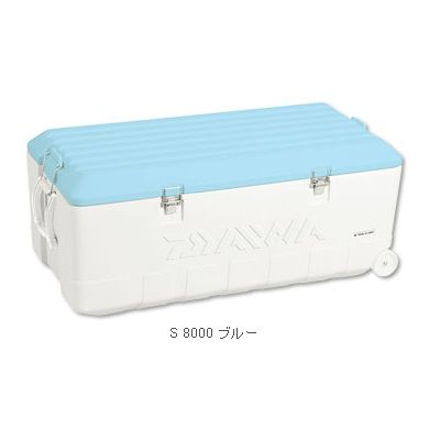 【メール便送料無料対応可】 ダイワ ブルー ビッグトランクII ダイワ S-8000 ブルー クーラーボックス【大型商品】, こうき人形オンラインショップ:39c92ffd --- supercanaltv.zonalivresh.dominiotemporario.com