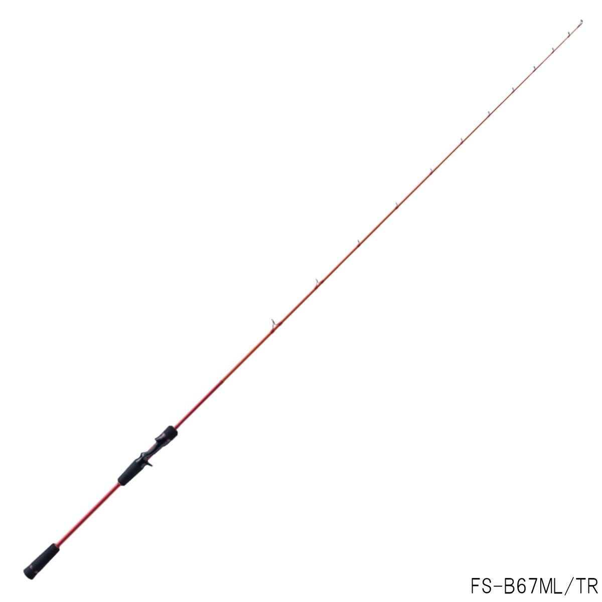 フルソリ 鯛ラバ FS-B67ML/TR【大型商品】