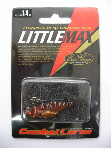 Evergreen (EVERGREEN) little max (LITTLE MAX) 1/4oz # 19 (プリスポーンダイナマイト)
