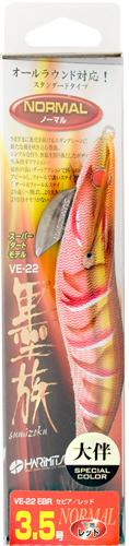 harimitsu(HARIMITSU)VE 22KN碳黑族kibinago/彩虹3.5