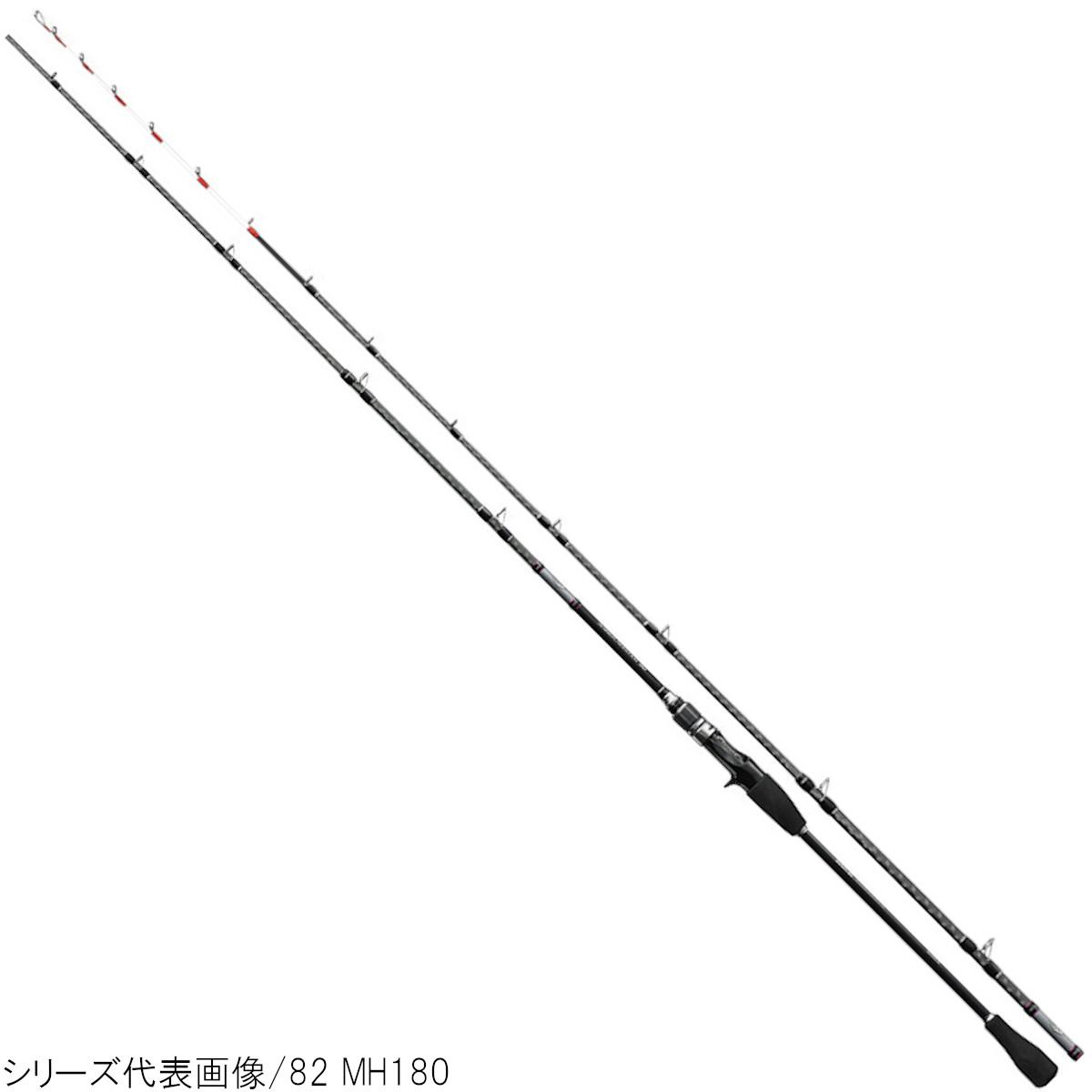 【8日最大8千円オフクーポン!】シマノ サーベルマスター BB 82 HH170