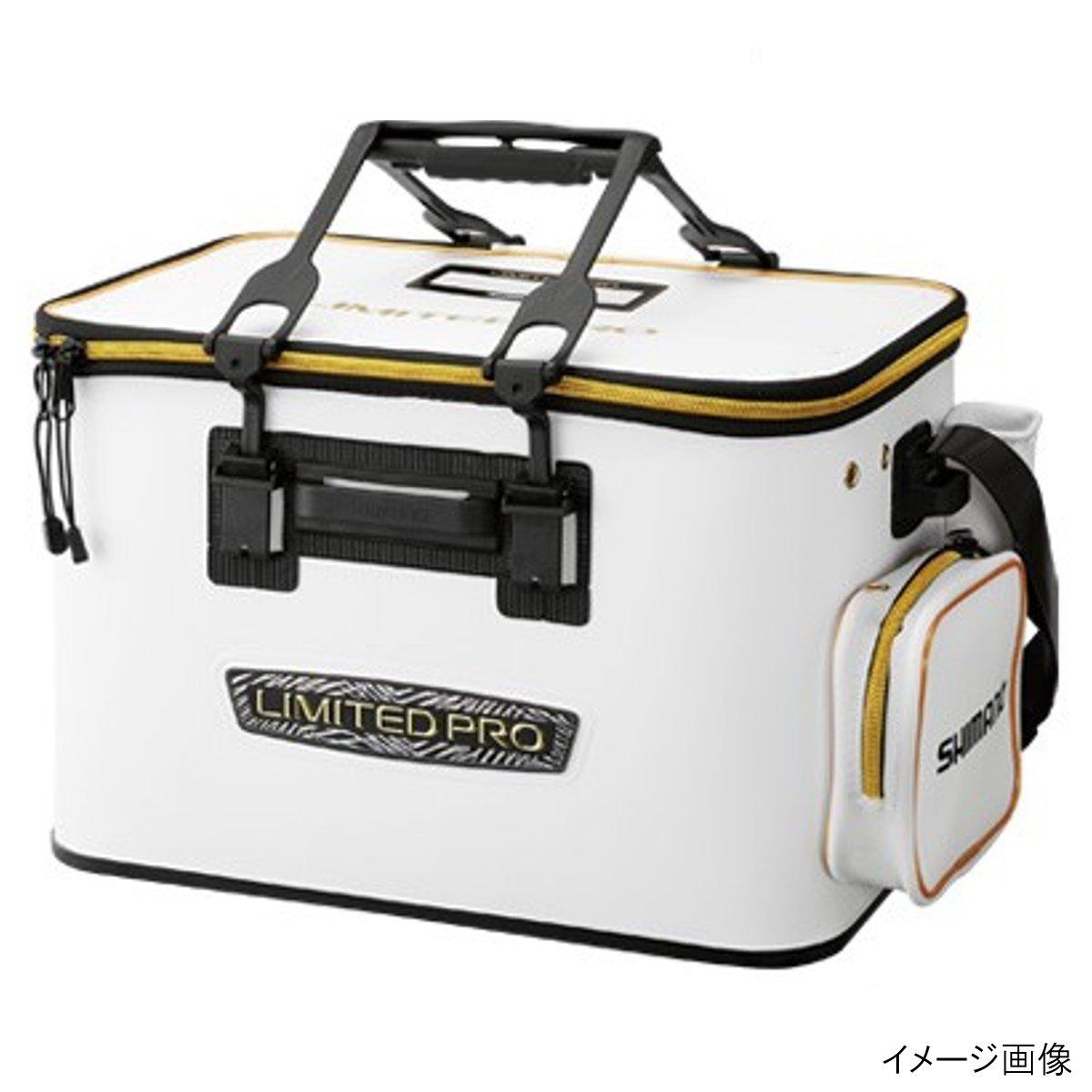 シマノ フィッシュバッカン LIMITED PRO(ハードタイプ) BK-121R 50cm リミテッドホワイト