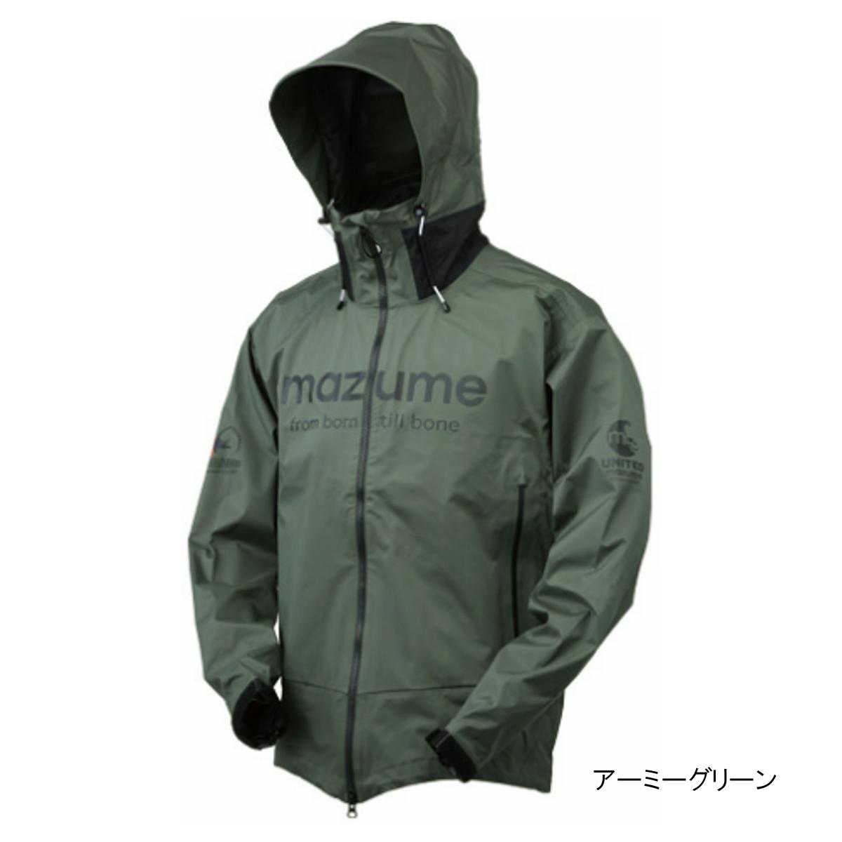 mazume レッドムーンレインジャケット Ver.2 MZRJ-357 M アーミーグリーン